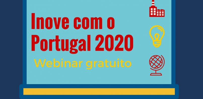 Webinar: Inove com Portugal 2020